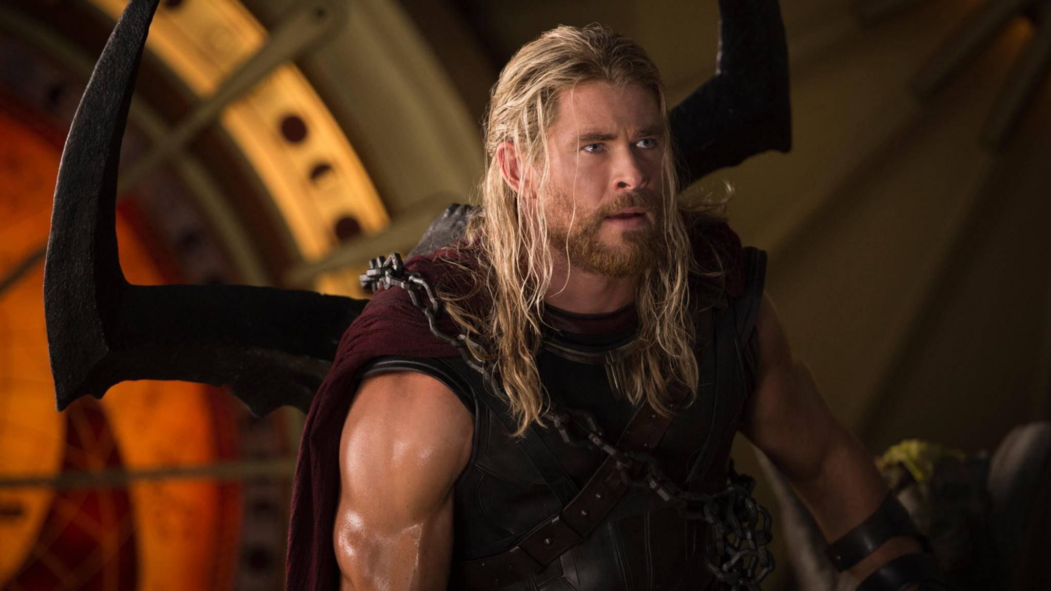 Thor ist wieder da!