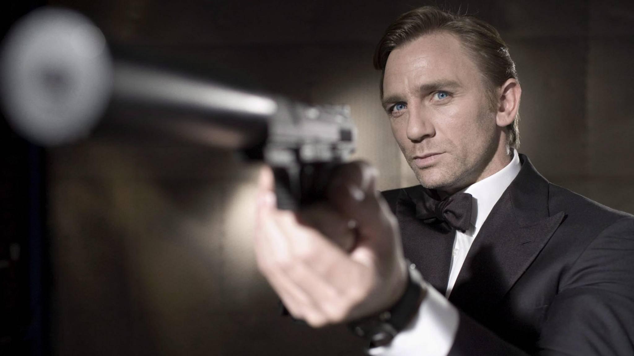 Daniel Craig verkörperte den britischen Agenten mit der Lizenz zum Töten zuletzt.