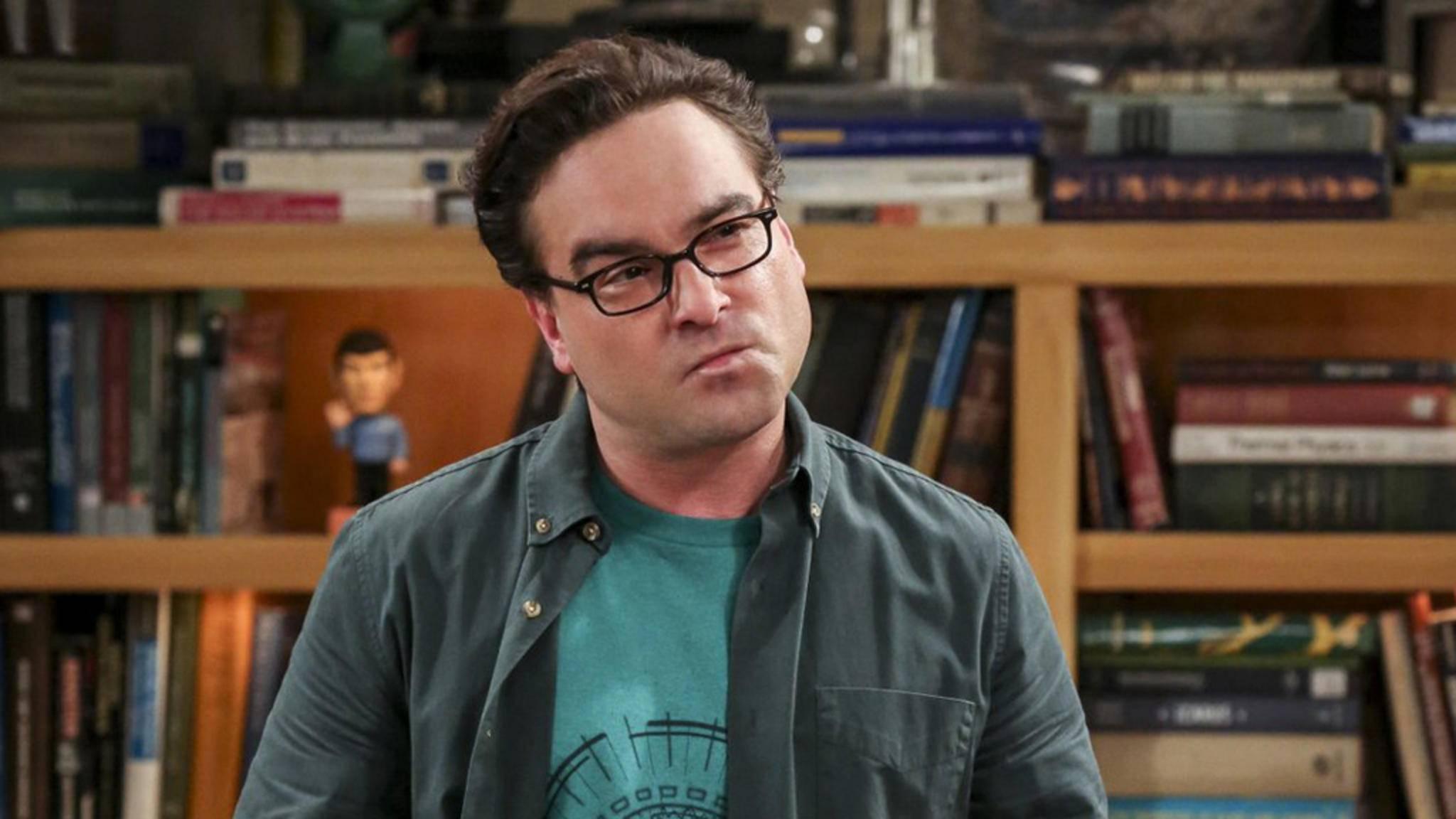 """Wenn es nach Johnny Galecki geht, können wir uns noch auf mindestens eine weitere Staffel """"The Big Bang Theory"""" freuen."""
