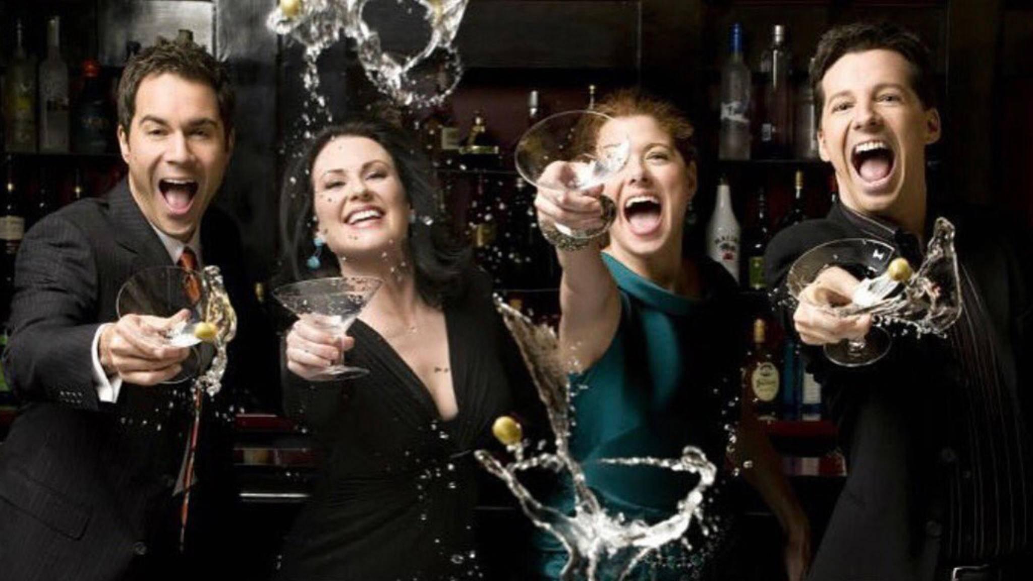 """Zu früh gefreut: Ein Revival von """"Will & Grace"""" ist leider alles andere als sicher."""