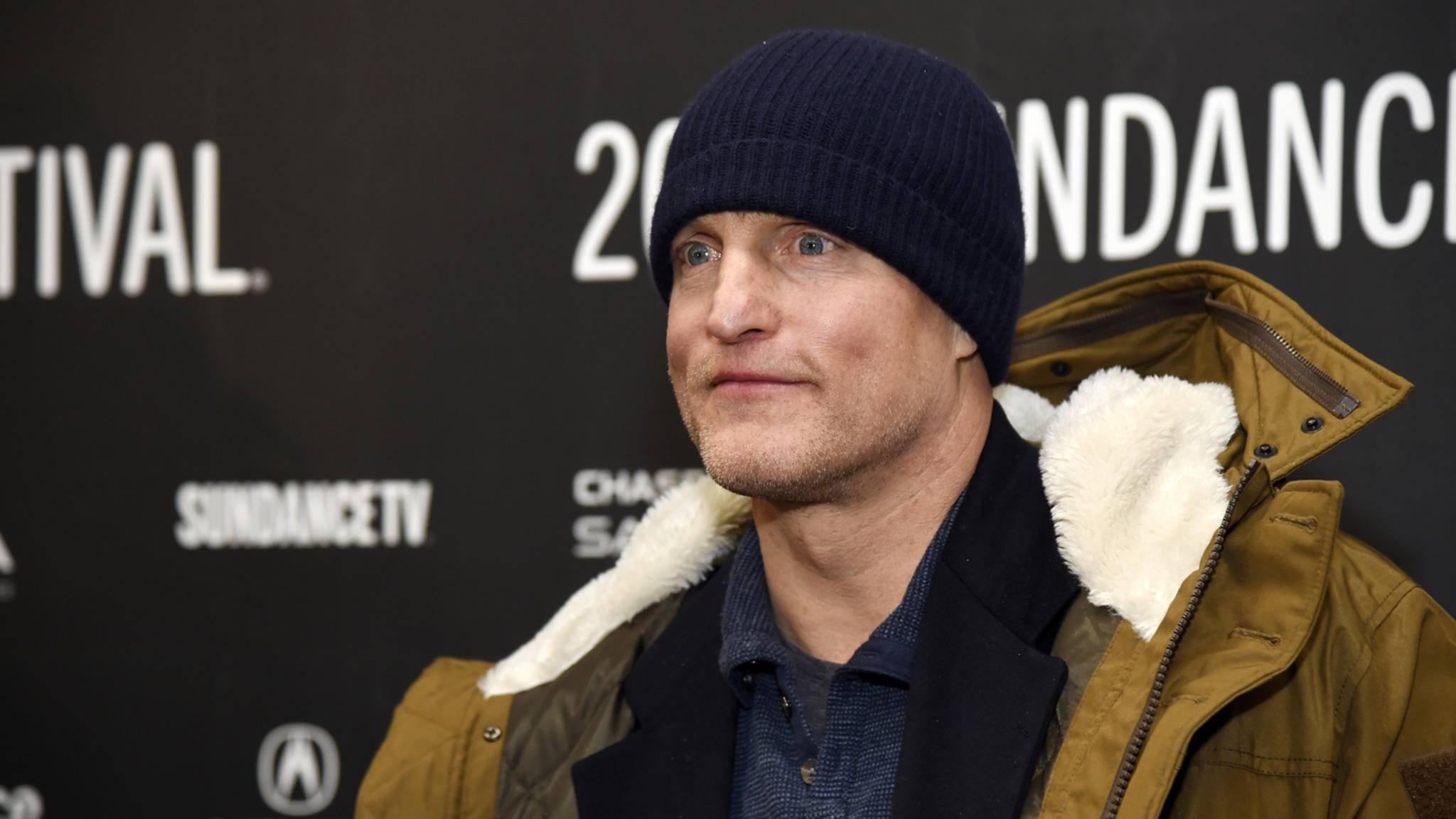 """Woody Harrelson plaudert – und wirft die Frage auf, wie fies sein Charakter in """"Star Wars: Han Solo"""" wird."""