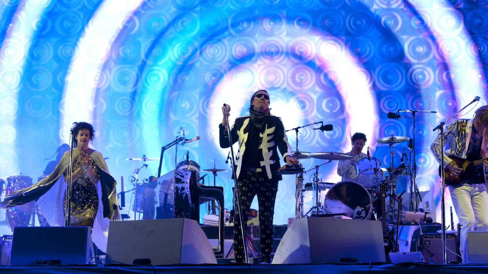 Arcade Fire kehren 2017 mit neuem Material in die Plattenläden und auf Bühnen zurück.