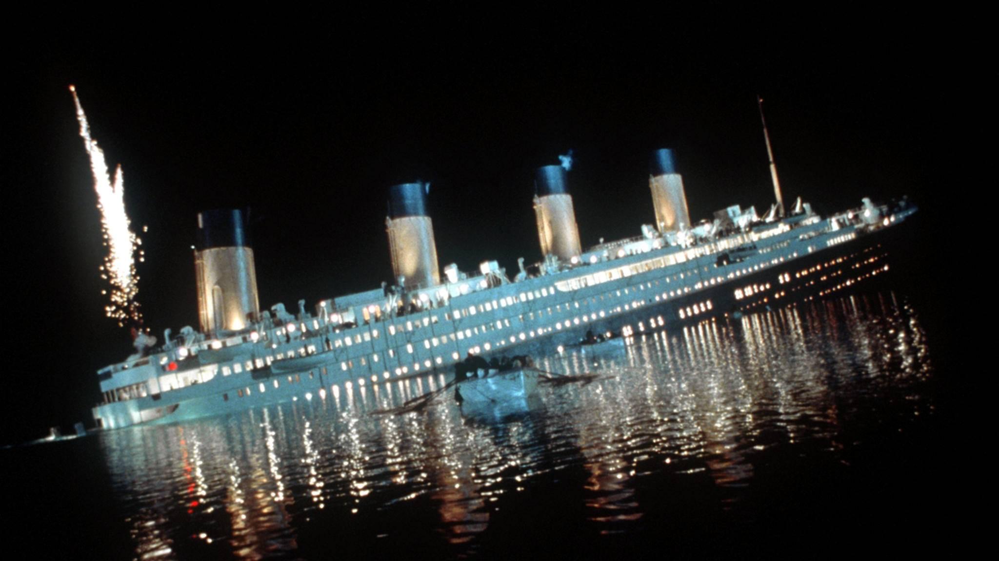 Der Untergang der RMS Titanic war eine der größten Schifffahrtskatastrophen aller Zeiten – und Stoff für einen der erfolgreichsten Filme, die je gedreht wurden.