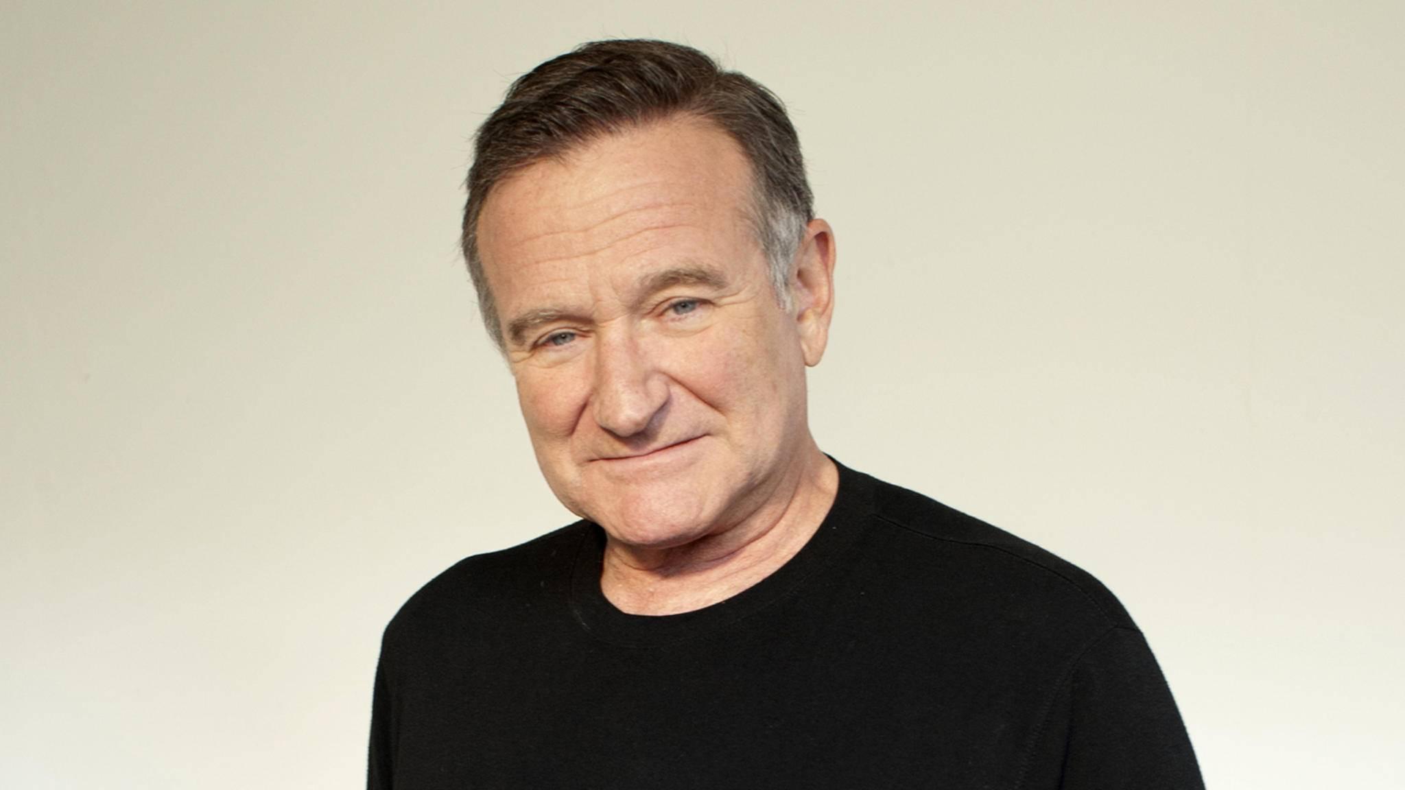 Robin Williams als Hagrid? Wäre der Schauspieler Brite gewesen, wäre das durchaus denkbar gewesen...