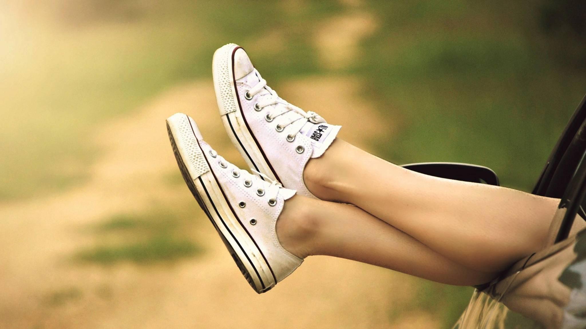 Mit diesen Tricks kannst Du Deine weißen Schuhe färben!