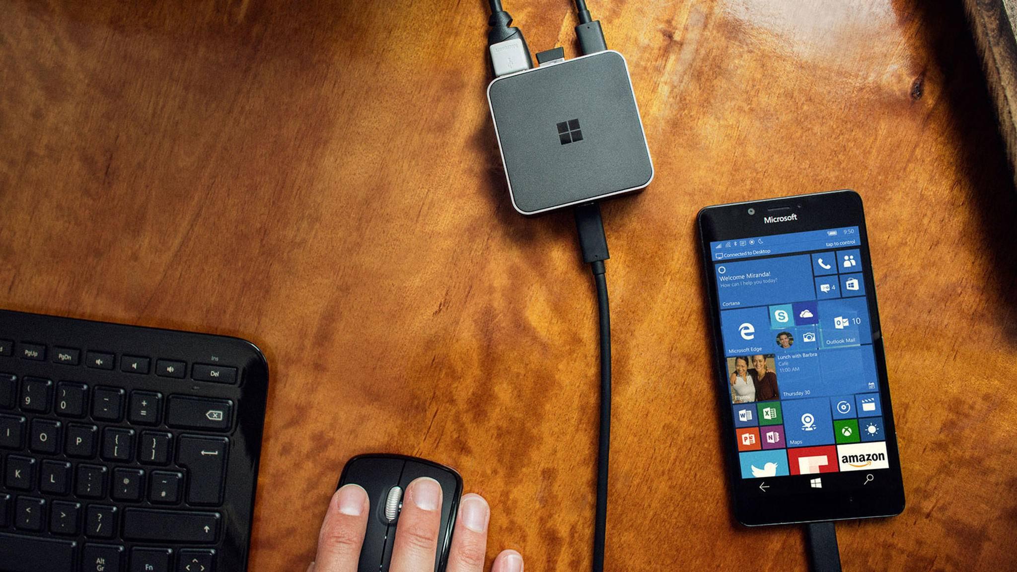 Wer ein Smartphone mit Windows 10 Mobile besitzt, darf sich in diesem Jahr über neue Features freuen.
