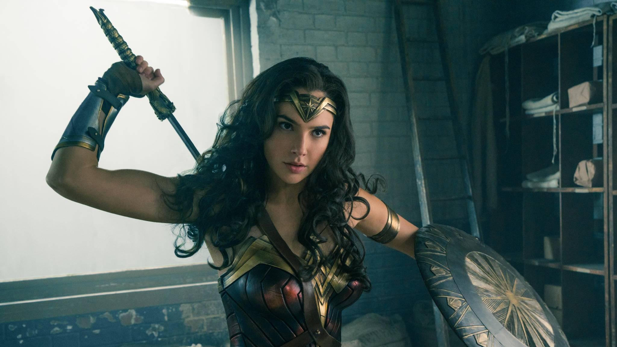 Wonder Woman lässt die Menschheit nicht im Stich.