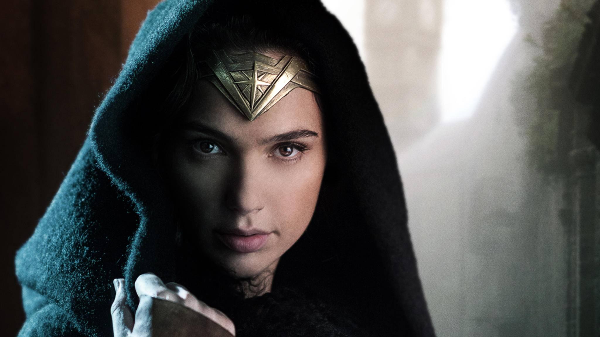 """Die Hauptrolle von """"Wonder Woman"""" sollte sogar mal Sandra Bullock spielen."""