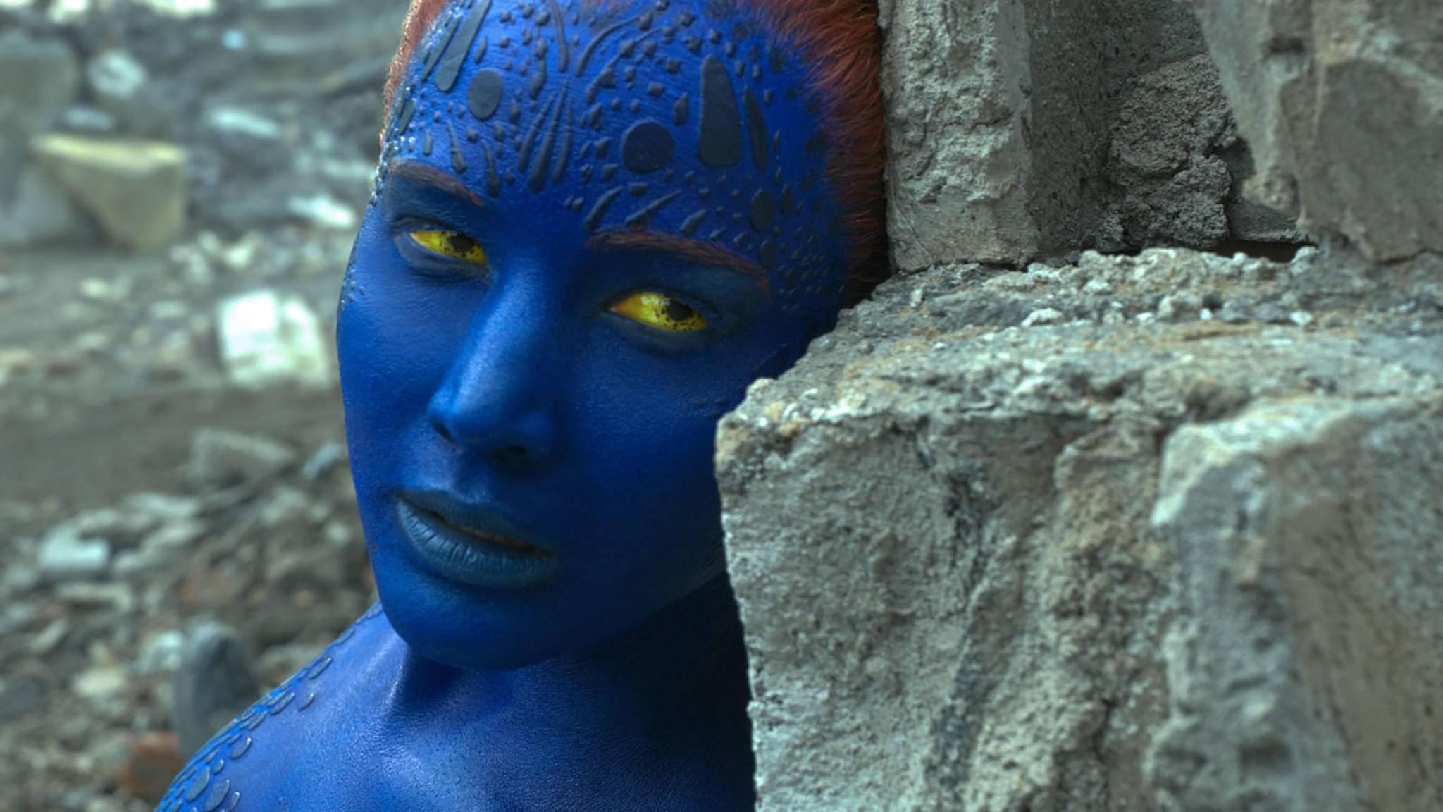 Sollte sich nicht länger hinter den X-Men verstecken: Mutantin Mystique hätte längst einen eigenen Film verdient.