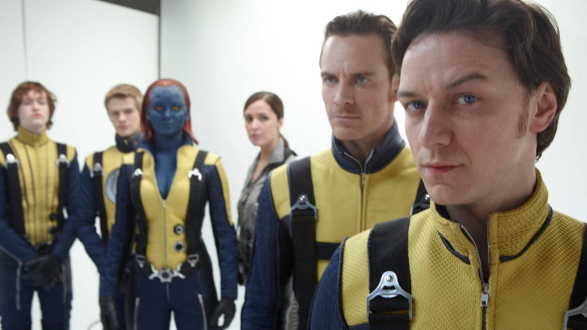 Am anderen Ende der Welt gibt es die X-Men bei Disney+ ...