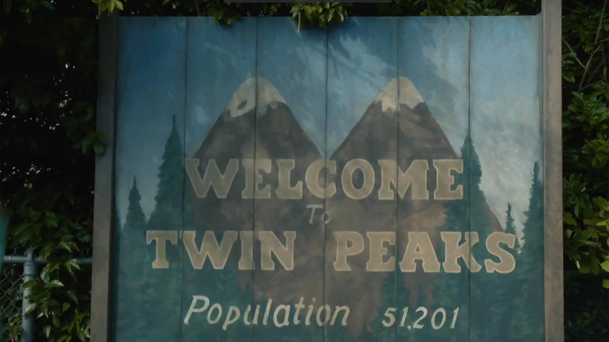 """Serien-Highlight im Mai: das Follow-up zu """"Twin Peaks""""."""
