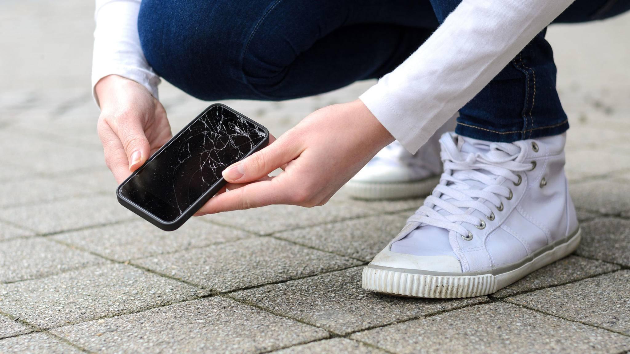 Android-Smartphone kaputt