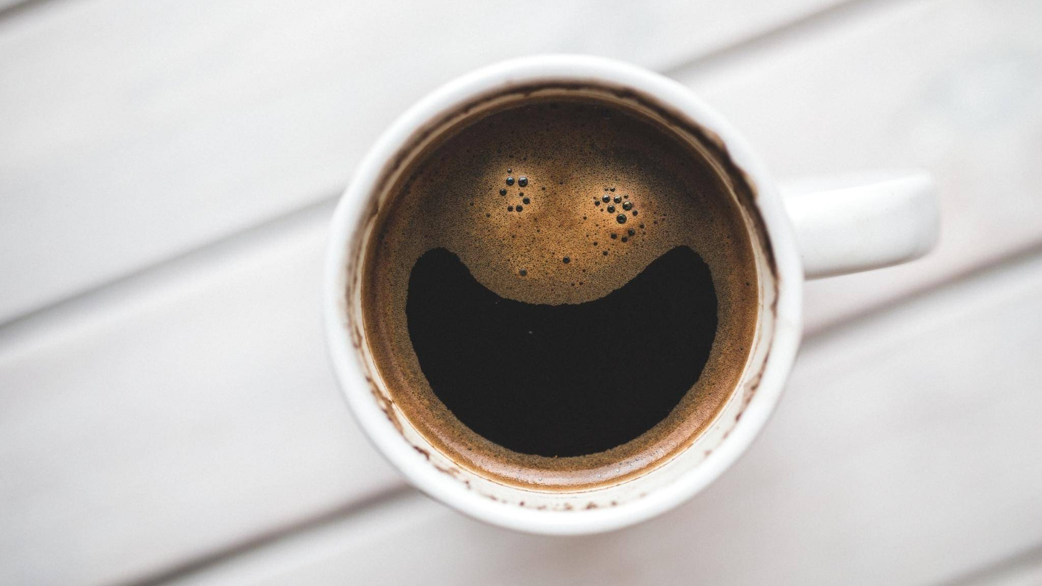 Kaffee ist nicht so schlecht wie sein Ruf. In Maßen genossen kann er der Gesundheit sogar Gutes tun.
