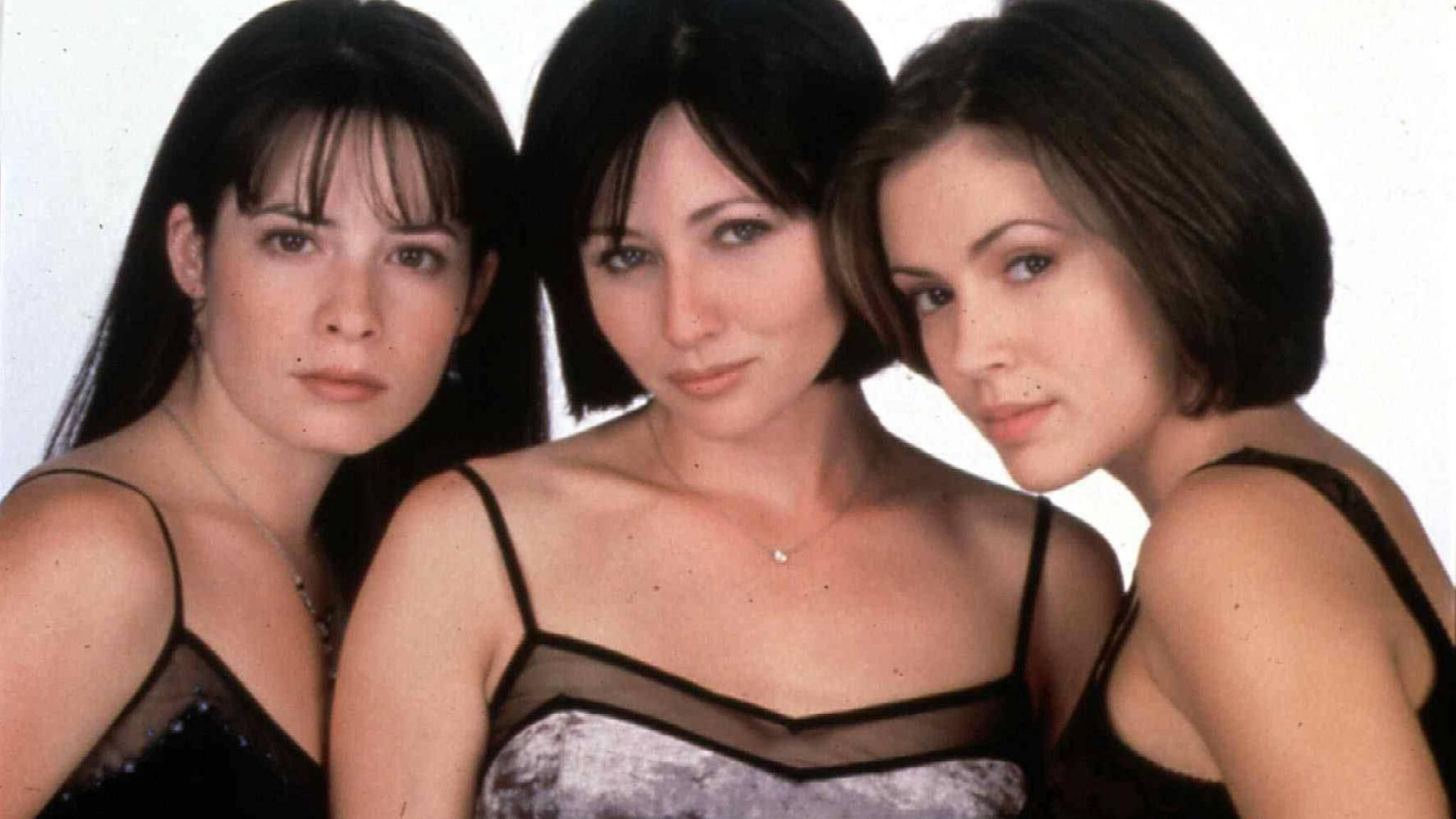 """Zeitsprung für """"Charmed"""": Das Reboot macht die 1970er-Jahre unsicher."""