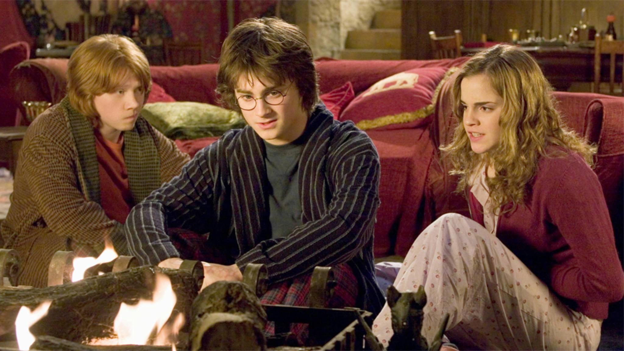 """Über manch eine """"Harry Potter""""-Frage grübeln wir noch heute nach ..."""