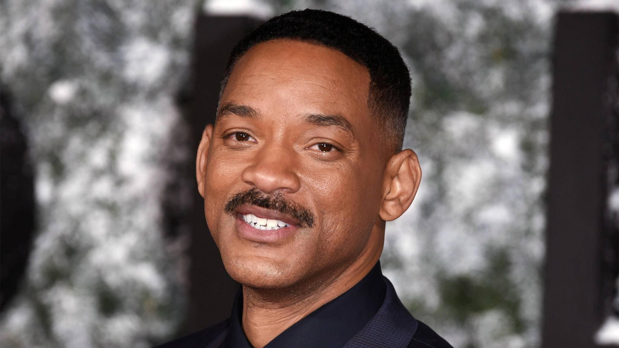 """Will Smith könnte bald in der Realverfilmung von """"Dumbo"""" zu sehen sein."""