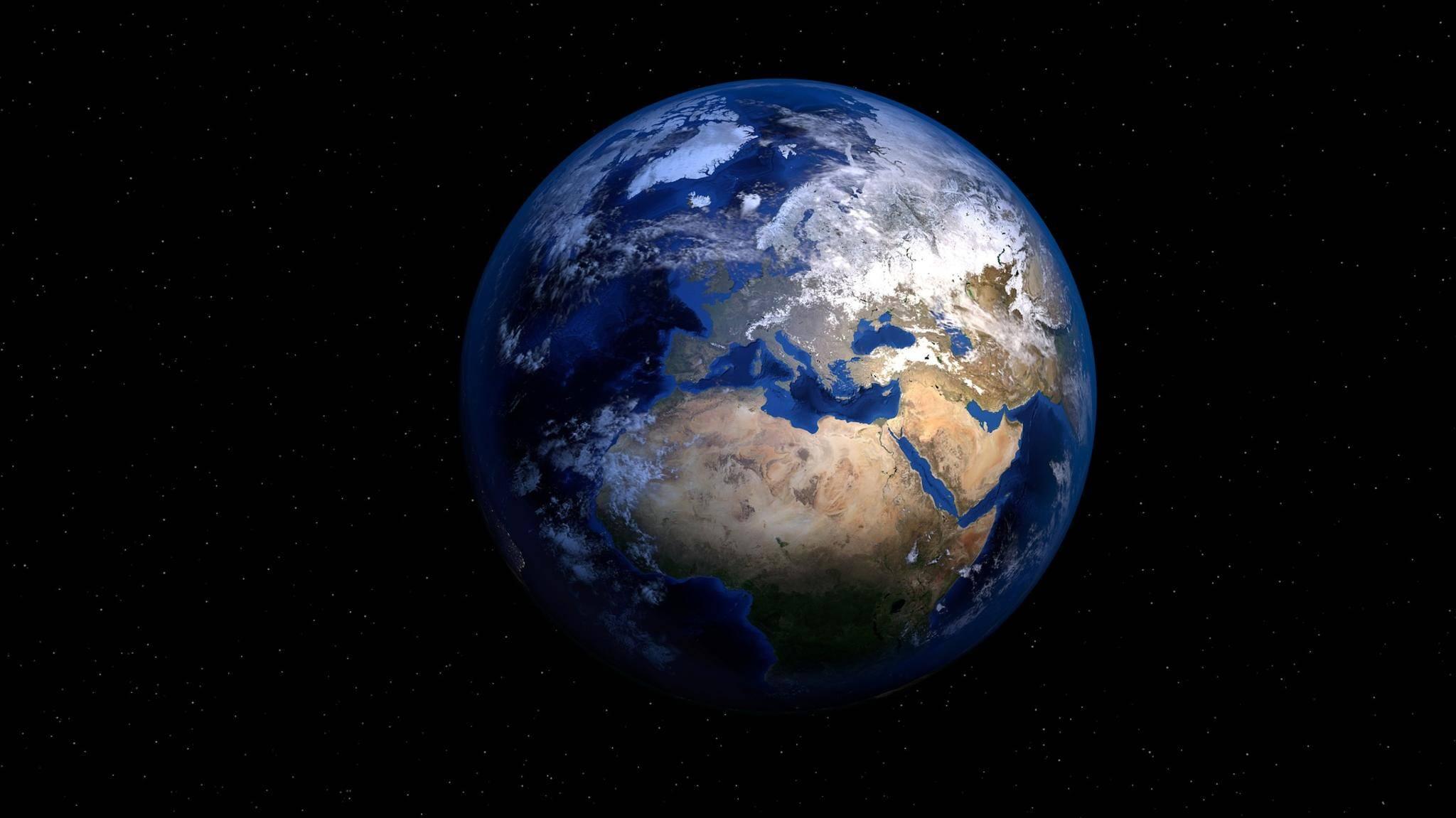 Neue Bilder der NASA zeigen, wie sich die Erde in den letzten 30 Jahren gewandelt hat.