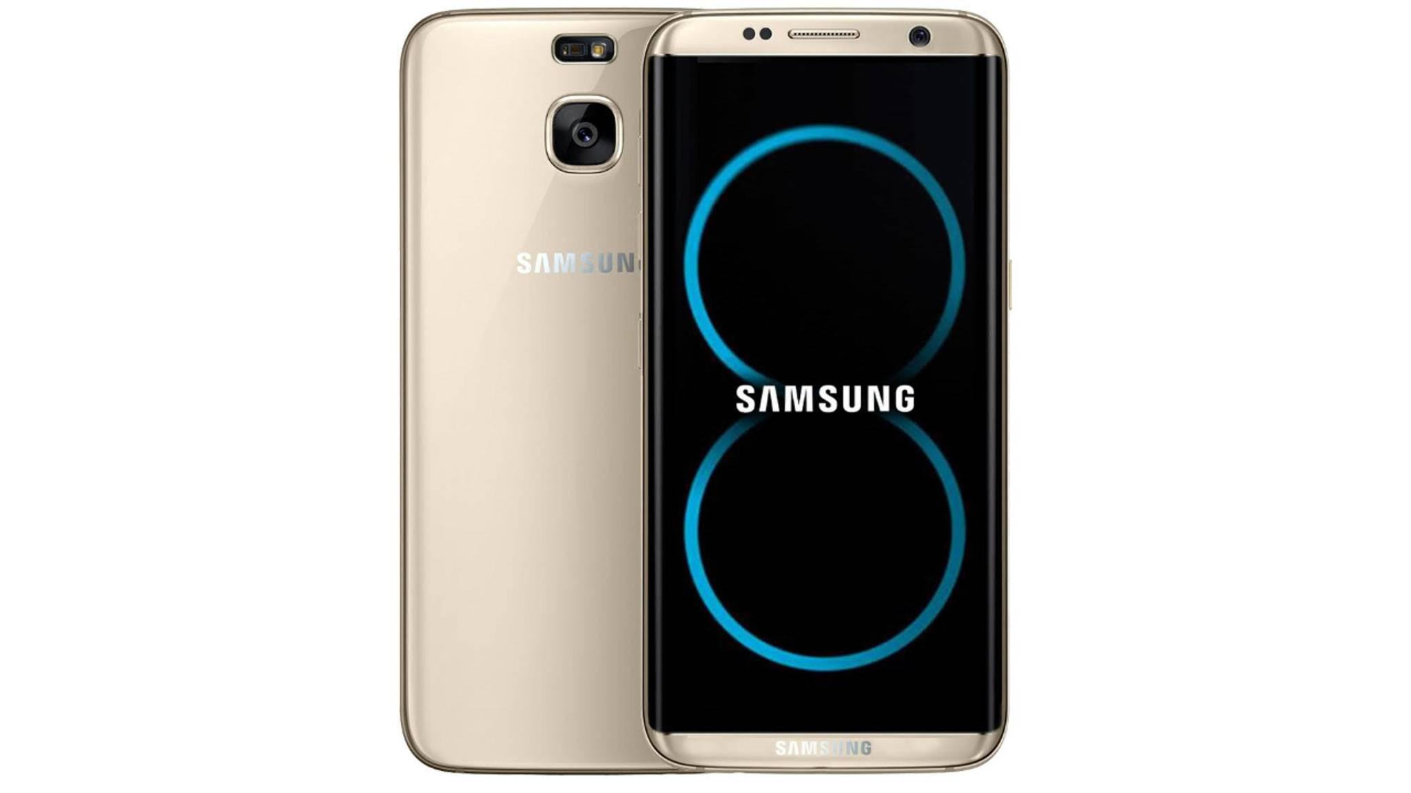 Wird die Selfie-Kamera des Galaxy S8 über einen Autofokus verfügen?