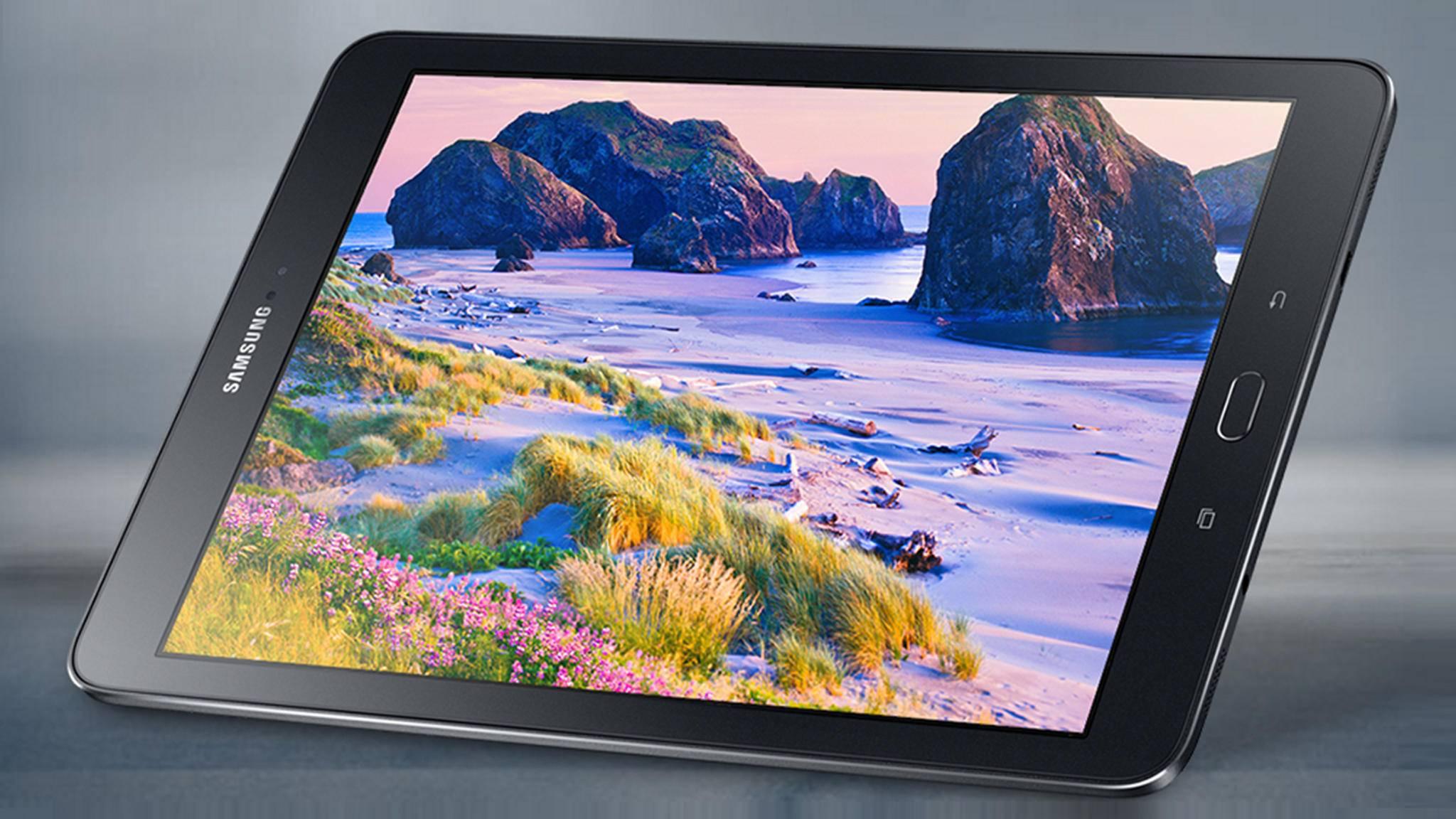 Bekommt das Galaxy Tab S2 bald einen Nachfolger?
