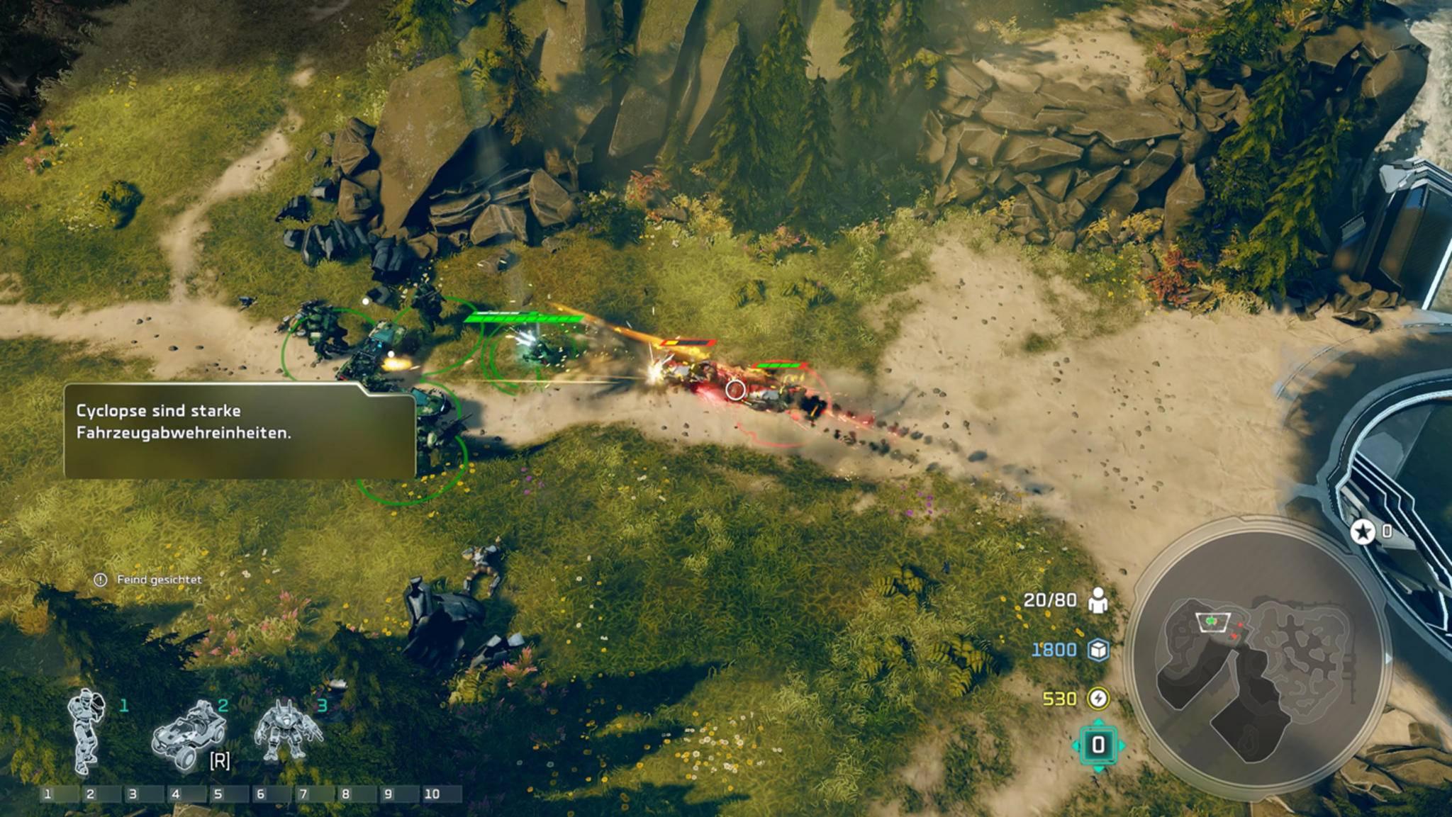 Halo Wars 2 - Videos verraten Details
