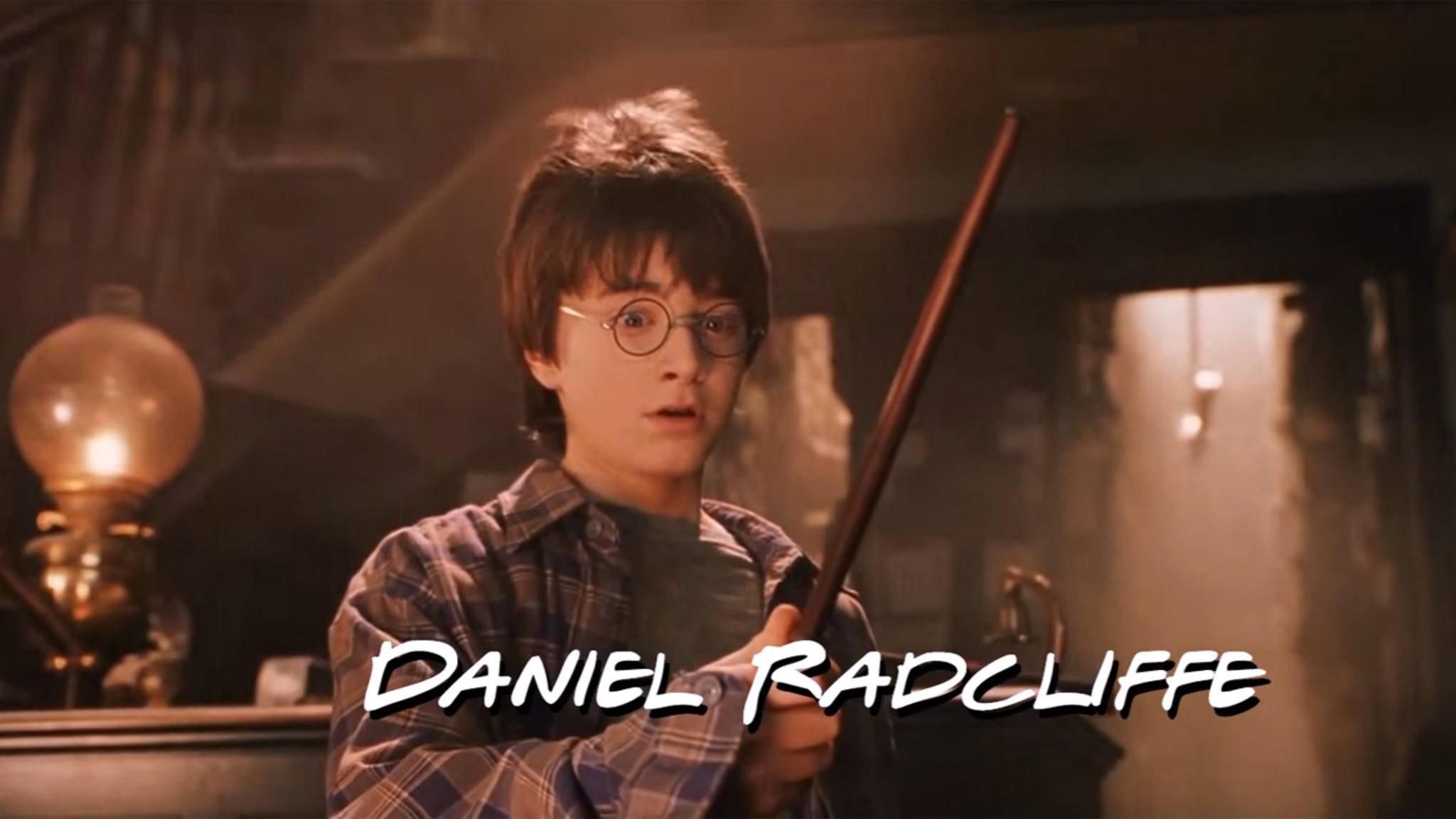 """Stilecht mit Schauspielernamen in Schnörkelschrift: """"Harry Potter"""" funktioniert als Sitcom erstaunlich gut!"""