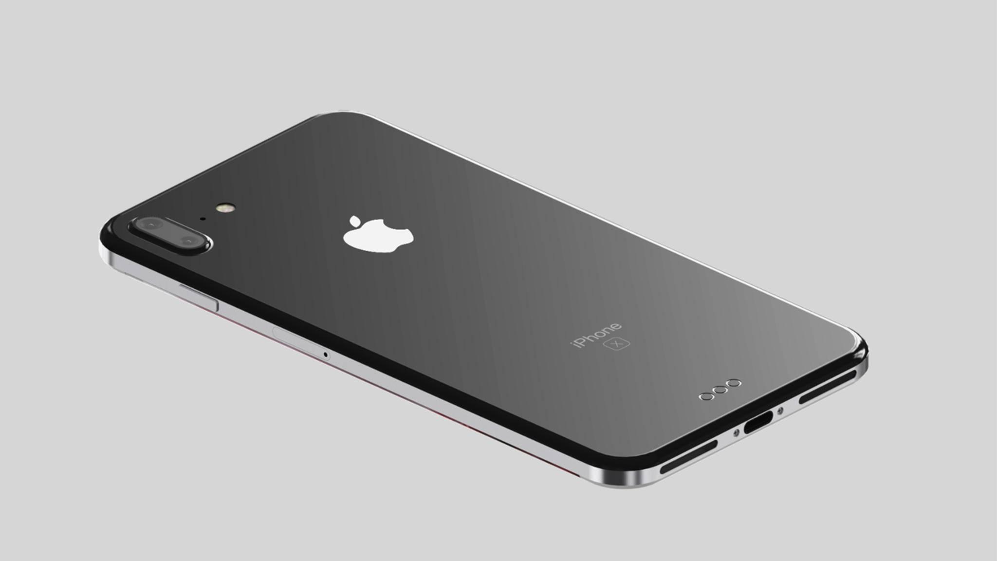 Das iPhone 8 könnte einen deutlich größeren Akku haben.