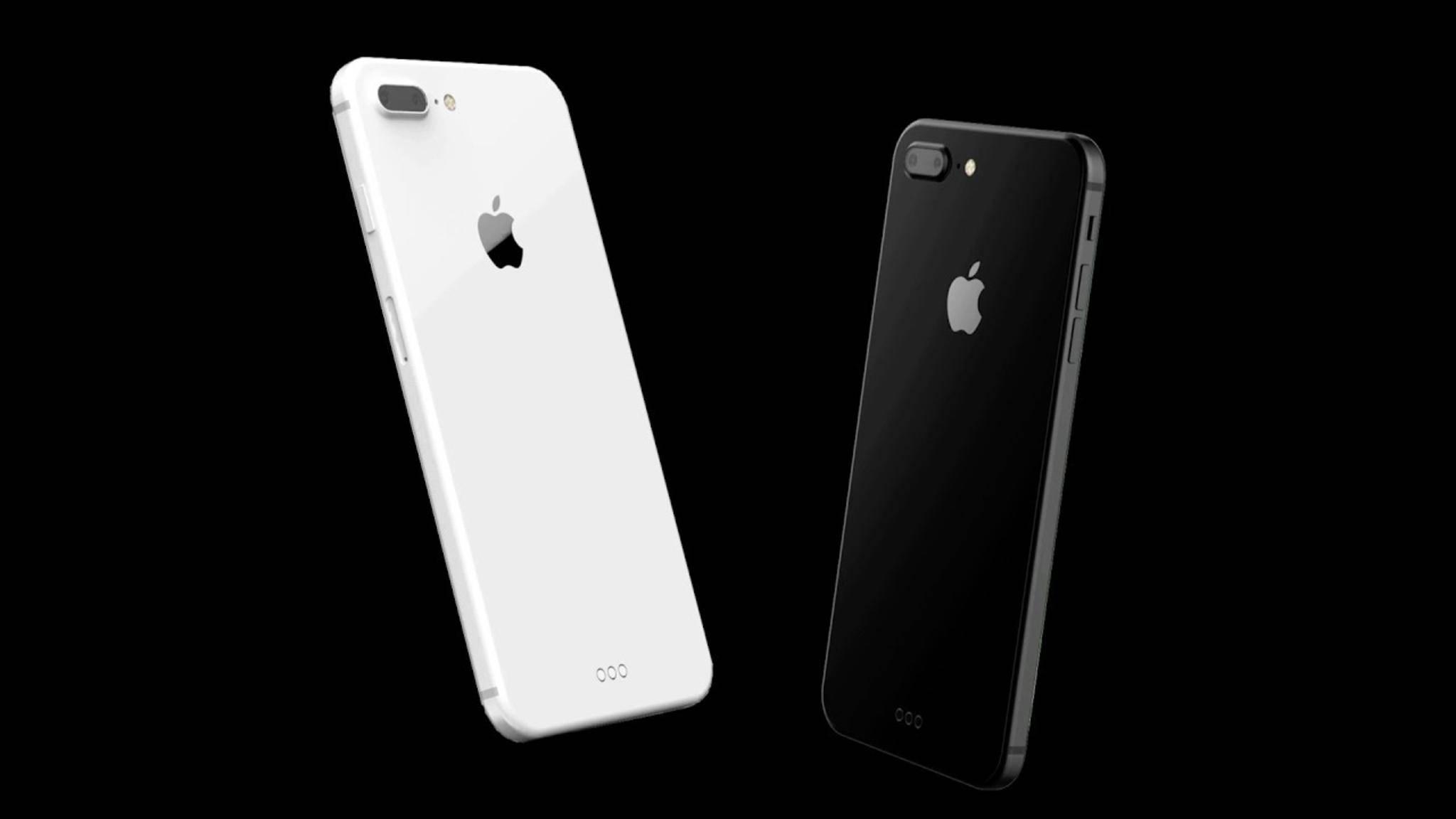 2017 sollen insgesamt drei iPhone-Modelle erscheinen – alle davon mit 3 GB RAM.