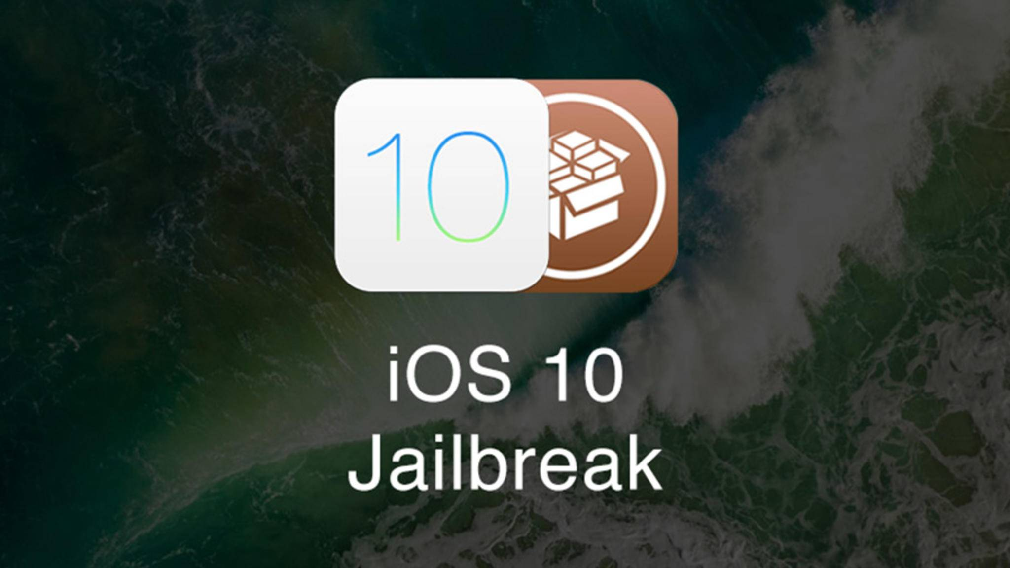 Der erste iOS 10.2-Jailbreak ist da, aber nur für bestimmte Modelle.