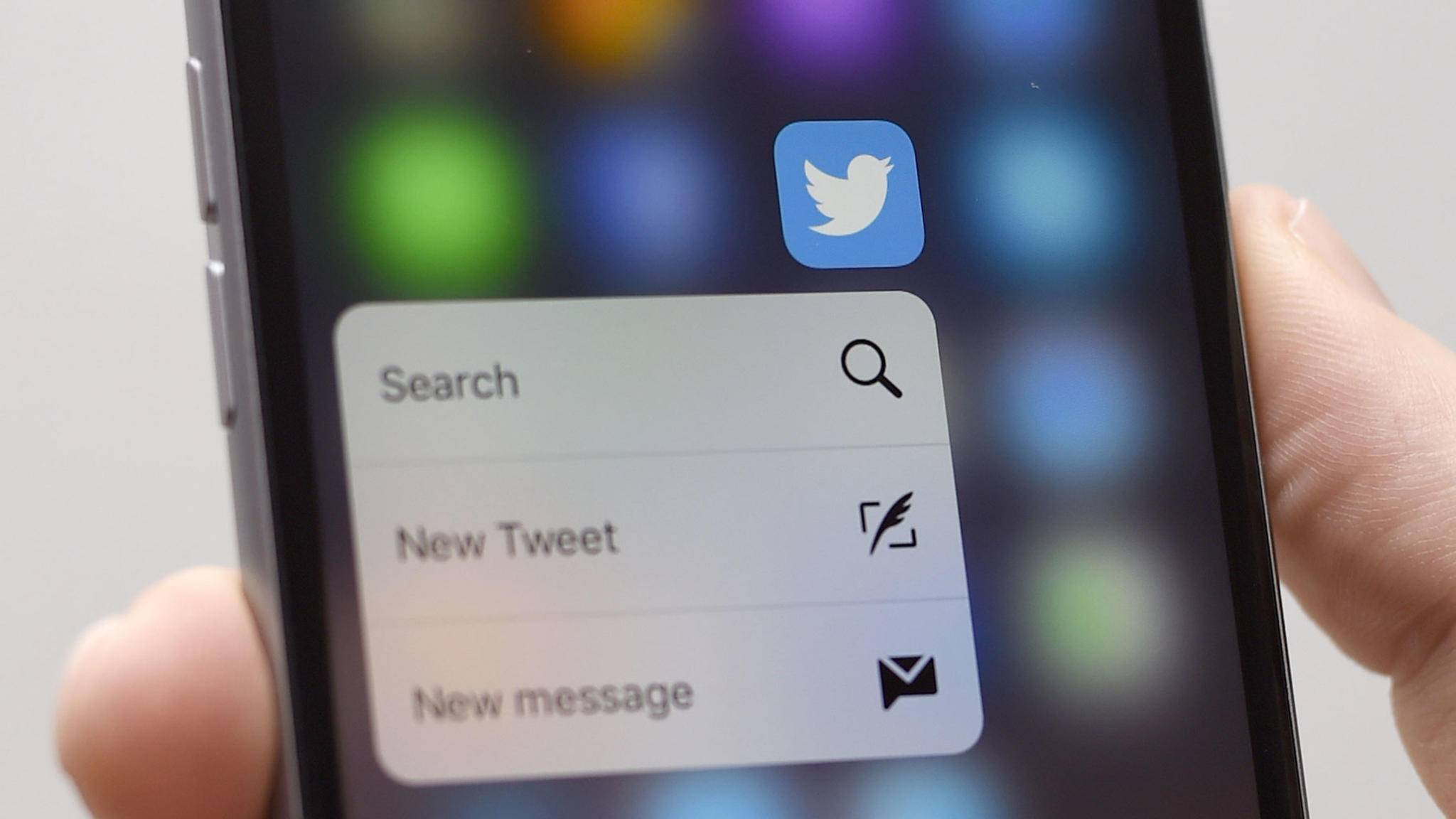 Auf dem iPhone 6 und dem iPhone 7 führen Quick Actions schneller ans Ziel.