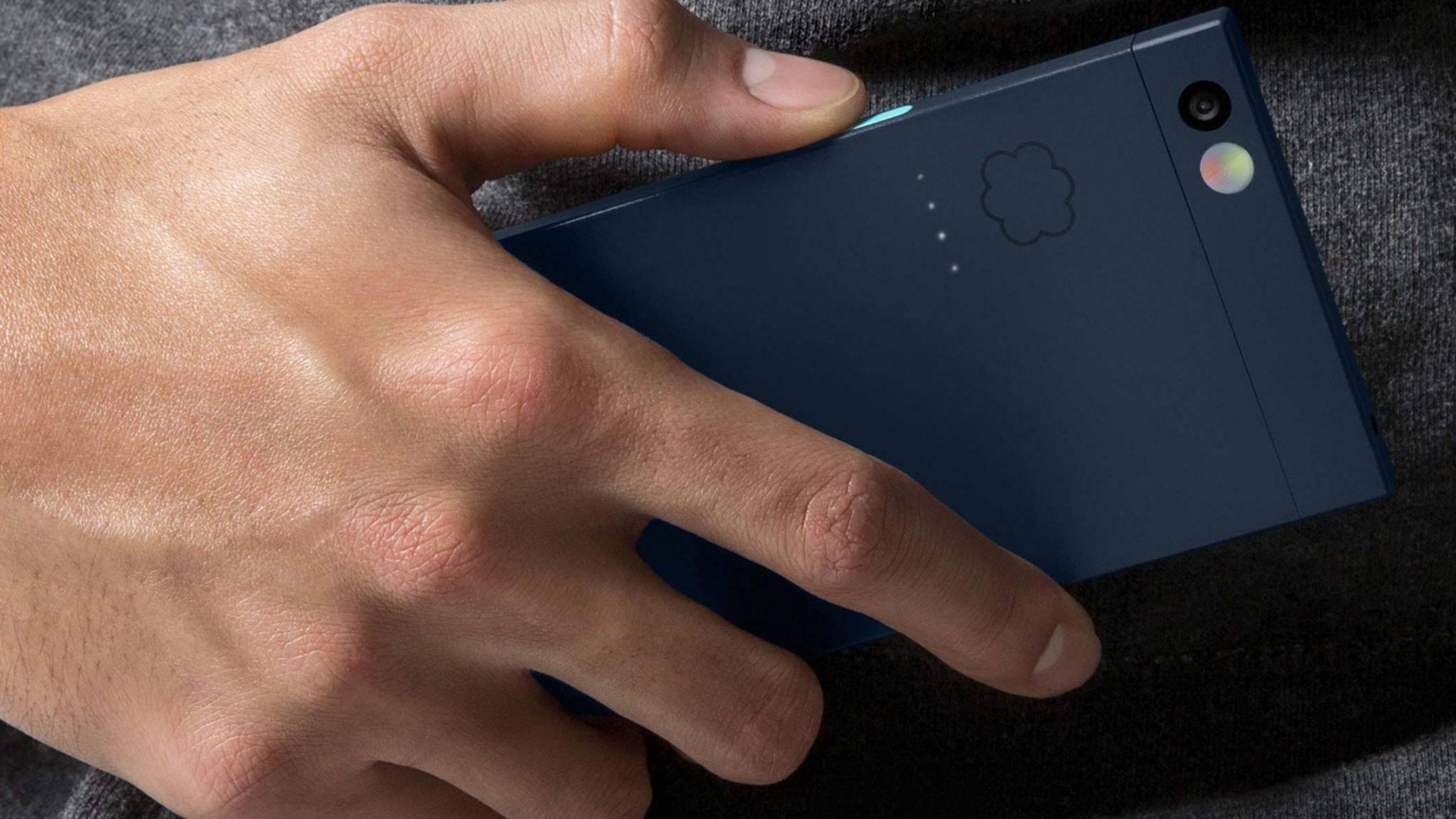 Das Razer-Smartphone könnte auf dem Nextbit Robin basieren.