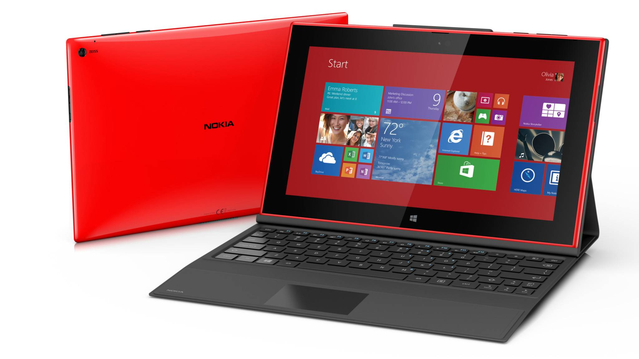 Jahre nach dem Nokia Lumia 2520 steht wieder ein neues Nokia-Tablet an – diesmal mit Android.