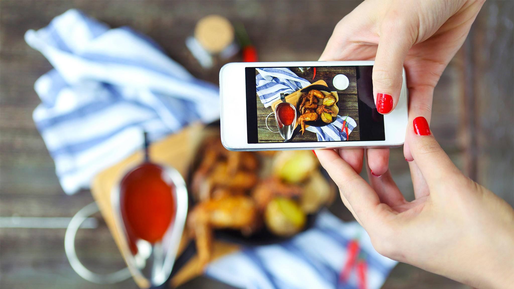 Auf der Fotoplattform Instagram zählen Ästhetik und Bildsprache.