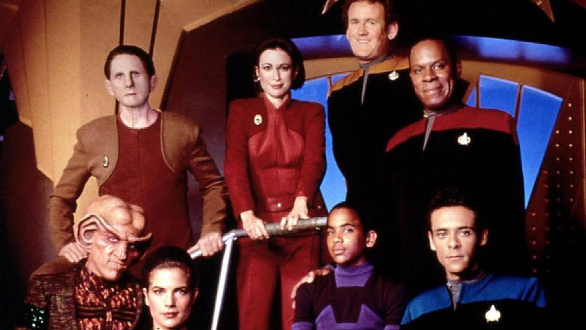 """Ein Leckerbissen für """"Star Trek""""-Fans: Die Serie """"Deep Space Nine"""""""