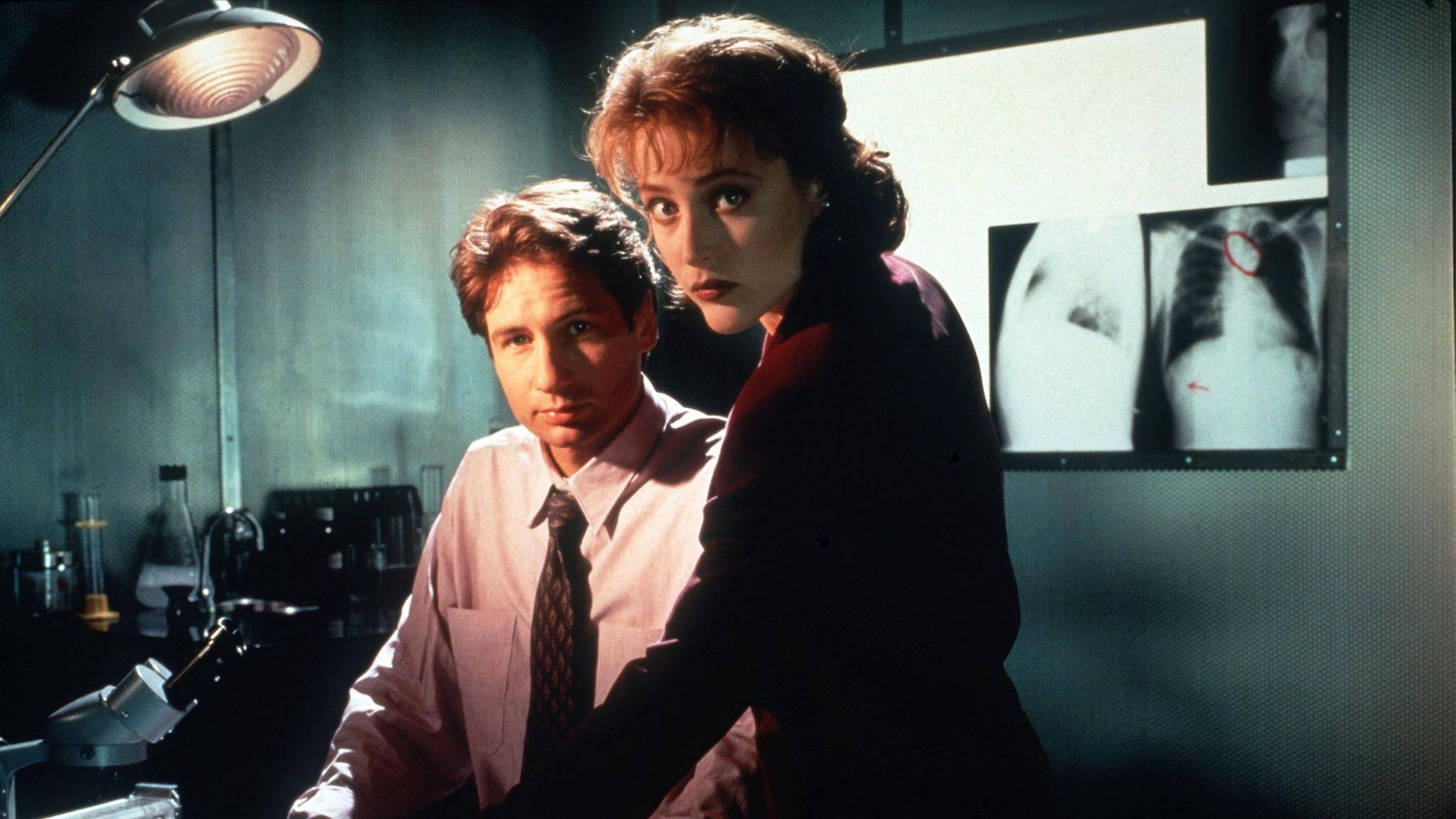 """Die erste Staffel von """"Akte X"""" wurde 1993 ausgestrahlt."""