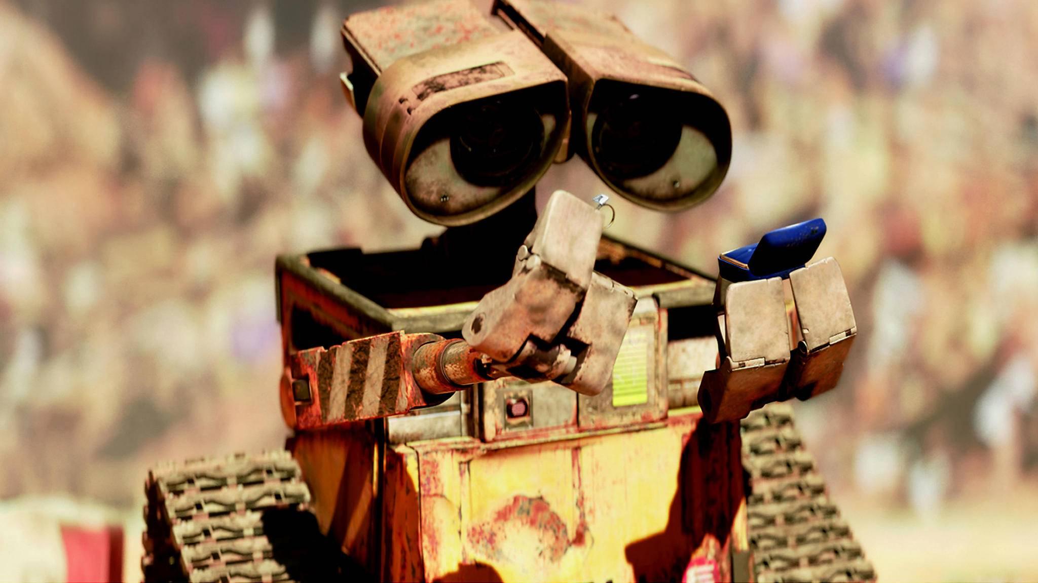 """Die Story von """"WALL-E"""" wäre rückwärts abgespielt um einiges tragischer als das Original."""