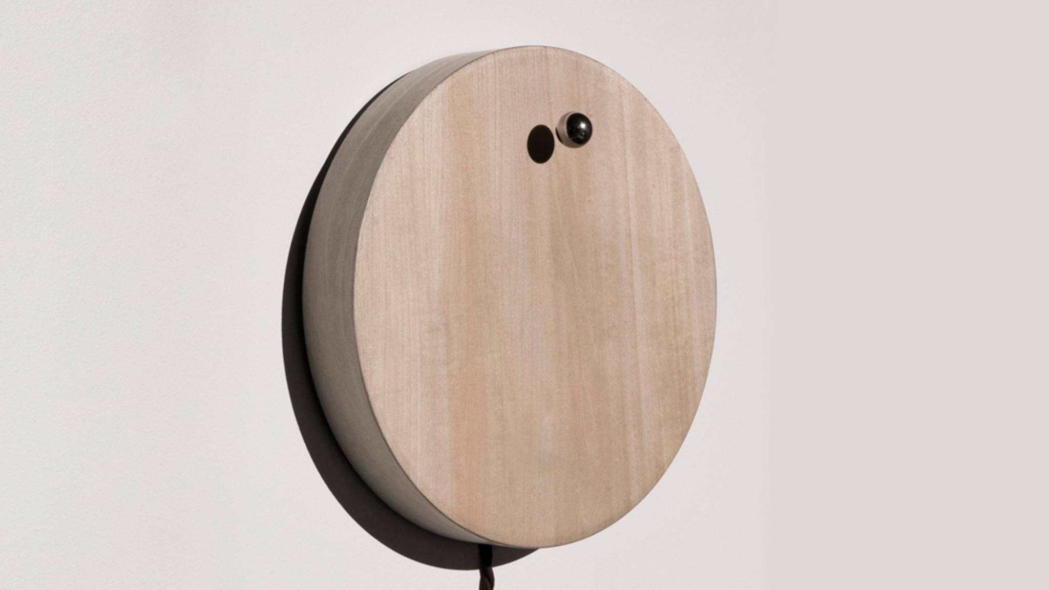 """Minimalistisches Design: Flytes Uhr """"Story"""" hat nicht einmal einen Minutenzeiger."""