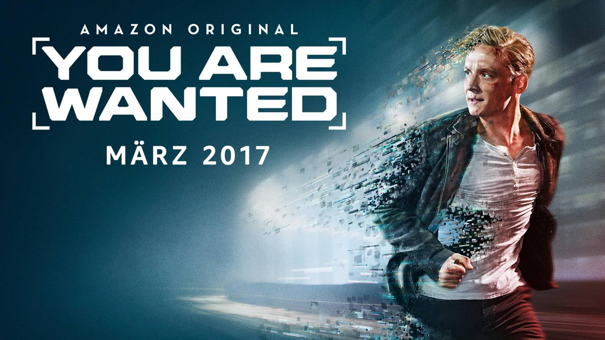 """In """"You Are Wanted"""" macht Matthias Schweighöfer Jagd auf die Person, die ihm seine Identität geklaut hat."""