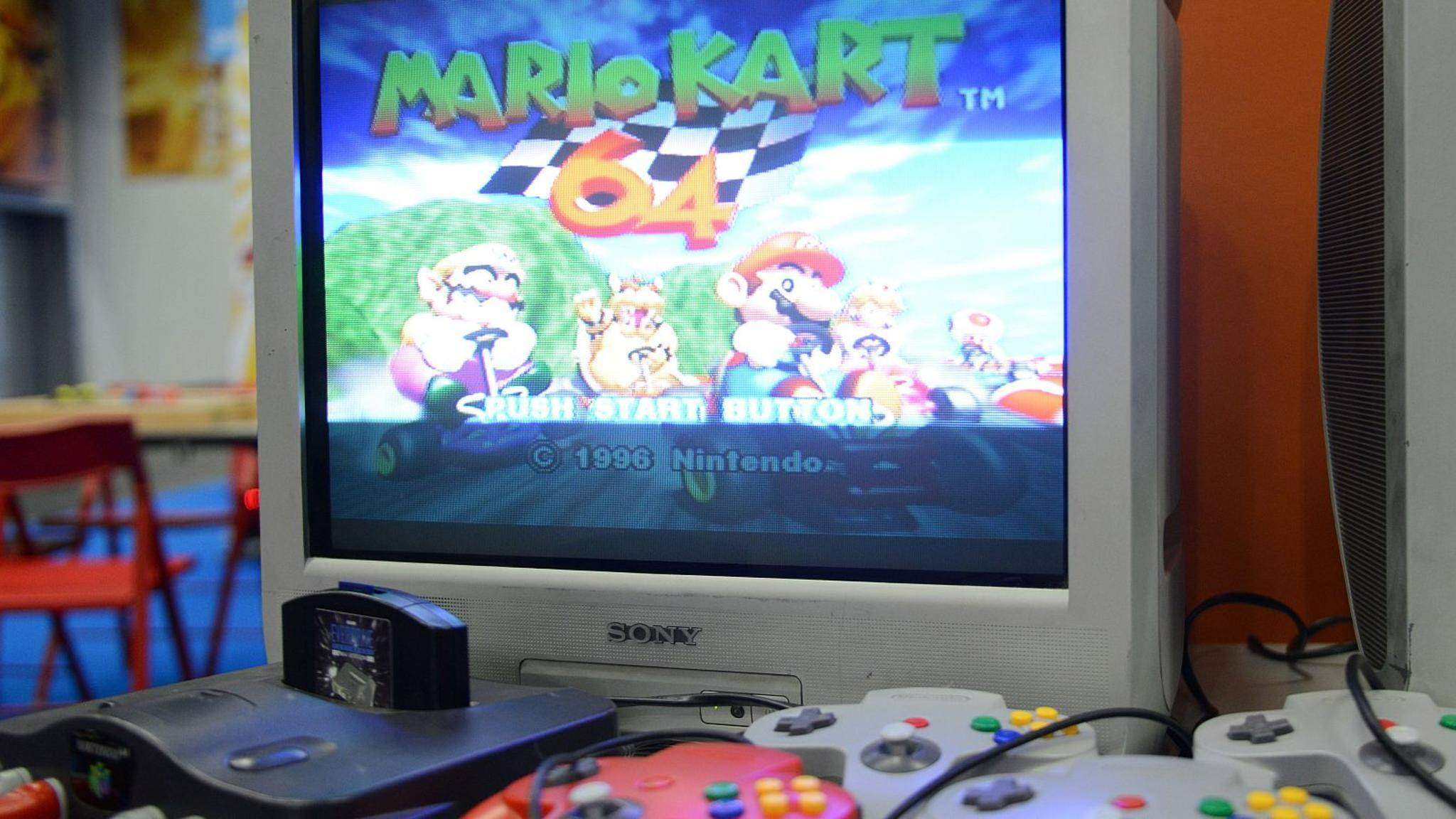 """""""Mario Kart 64"""" ist eines von vielen Spielen, die immer noch sehr viel Spaß machen."""