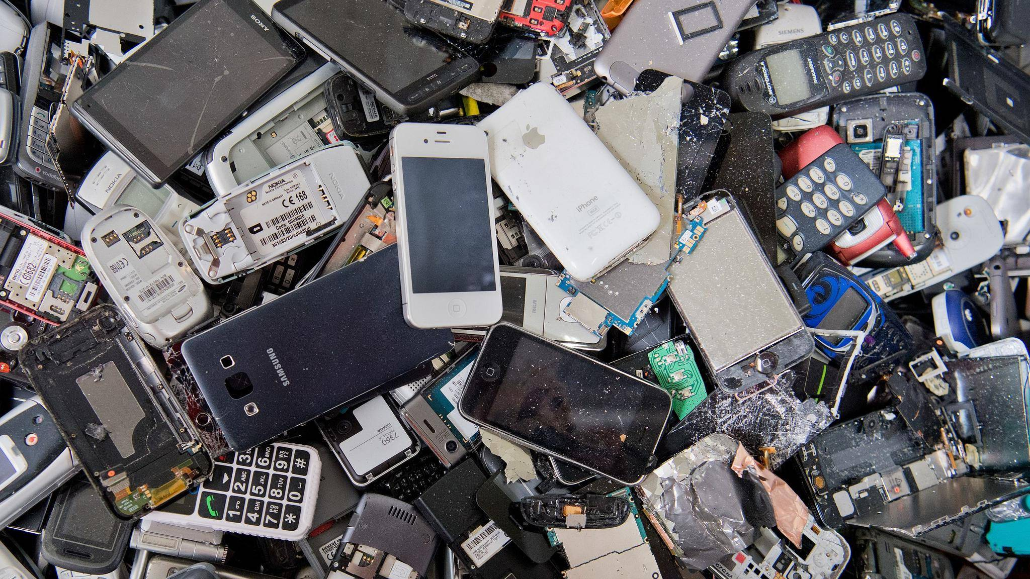 Dieses Beispiel zeigt: Ausgemusterte Smartphones sind durchaus noch zu gebrauchen.