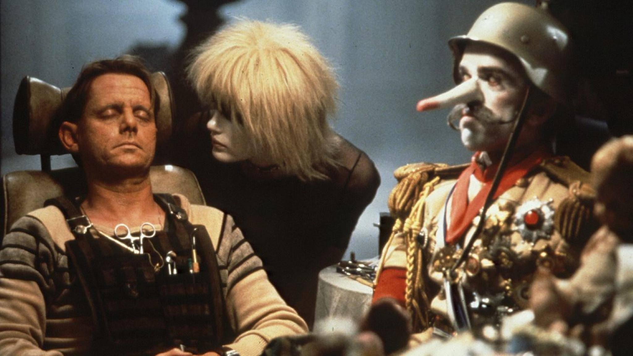 """""""Blade Runner"""" auf Grundlage eines Romans von Philip K. Dick wurde 1982 zunächst von der Kritik missachtet."""