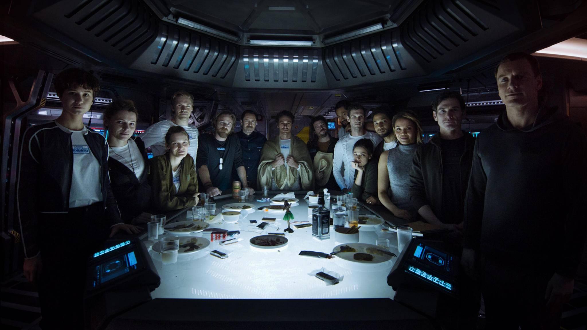 "Also doch: James Franco ist Teil vom ""Alien: Covenant""-Cast!"