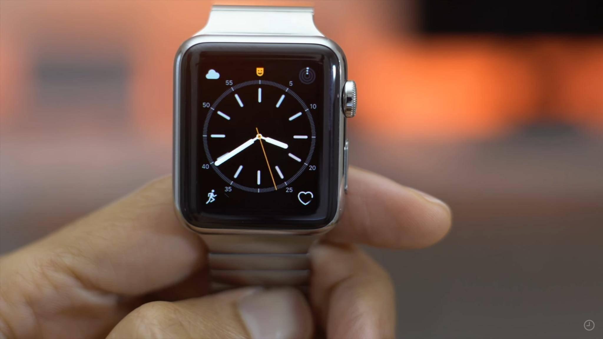 Die nächste Apple Watch soll auf eine andere Touchscreen-Technologie setzen.