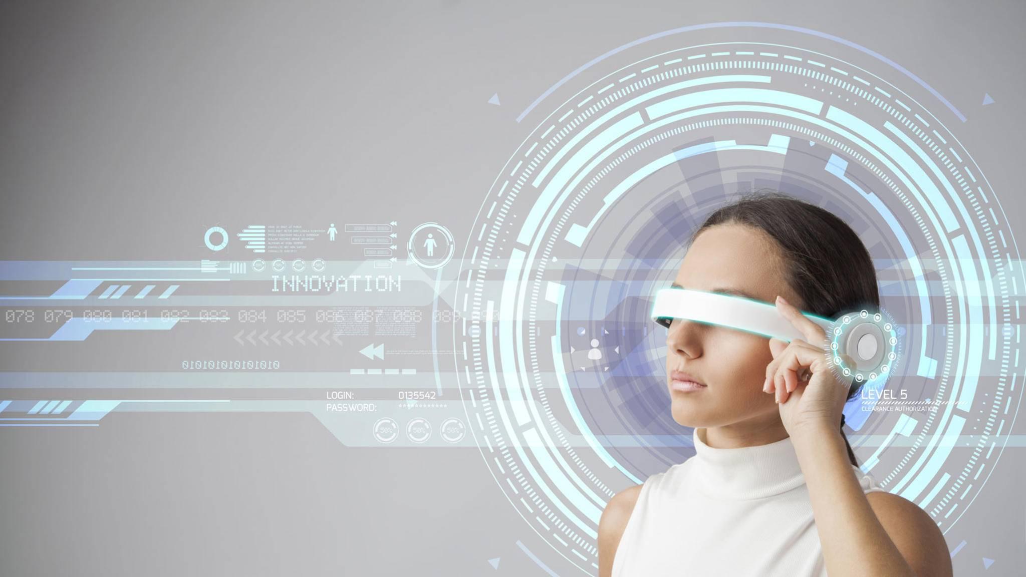 Apples AR-Brille setzt voraussichtlich auf microLEDs (hier ein Symbolbild).