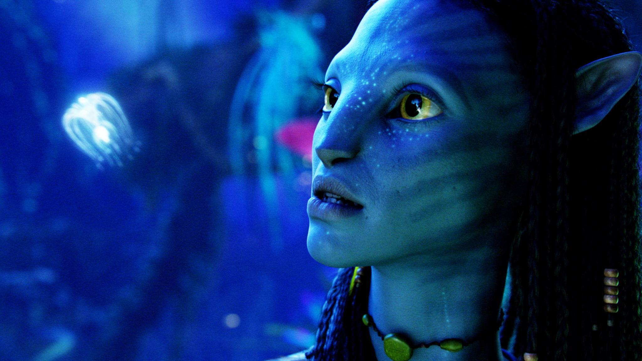 """Das bildgewaltige Pandora lässt sich in """"Avatar 2"""" von Zuschauern ohne 3D-Brille erkunden."""