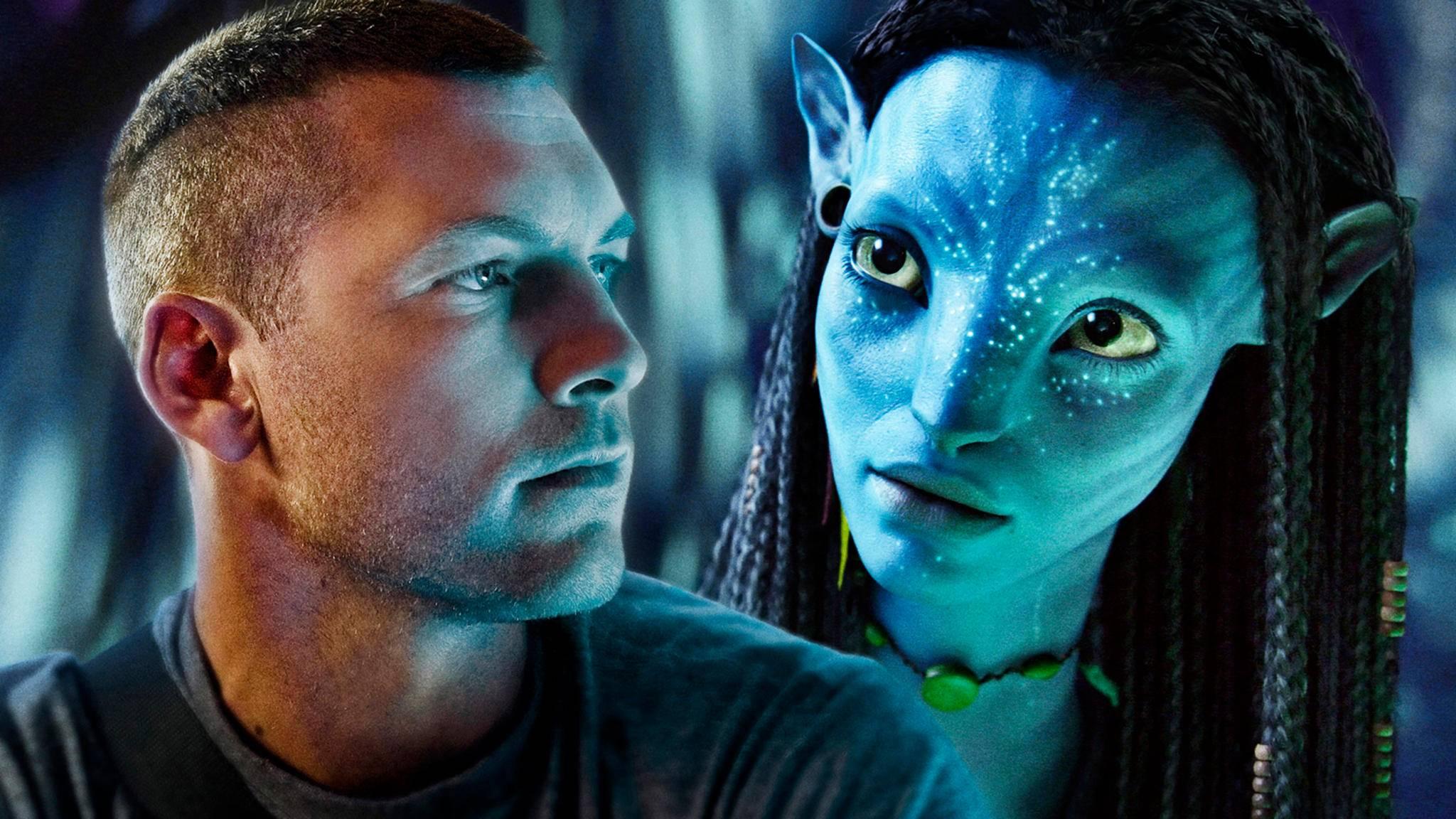 """Welche Details gibt Sam Worthington wohl zu """"Avatar 2"""" preis?"""