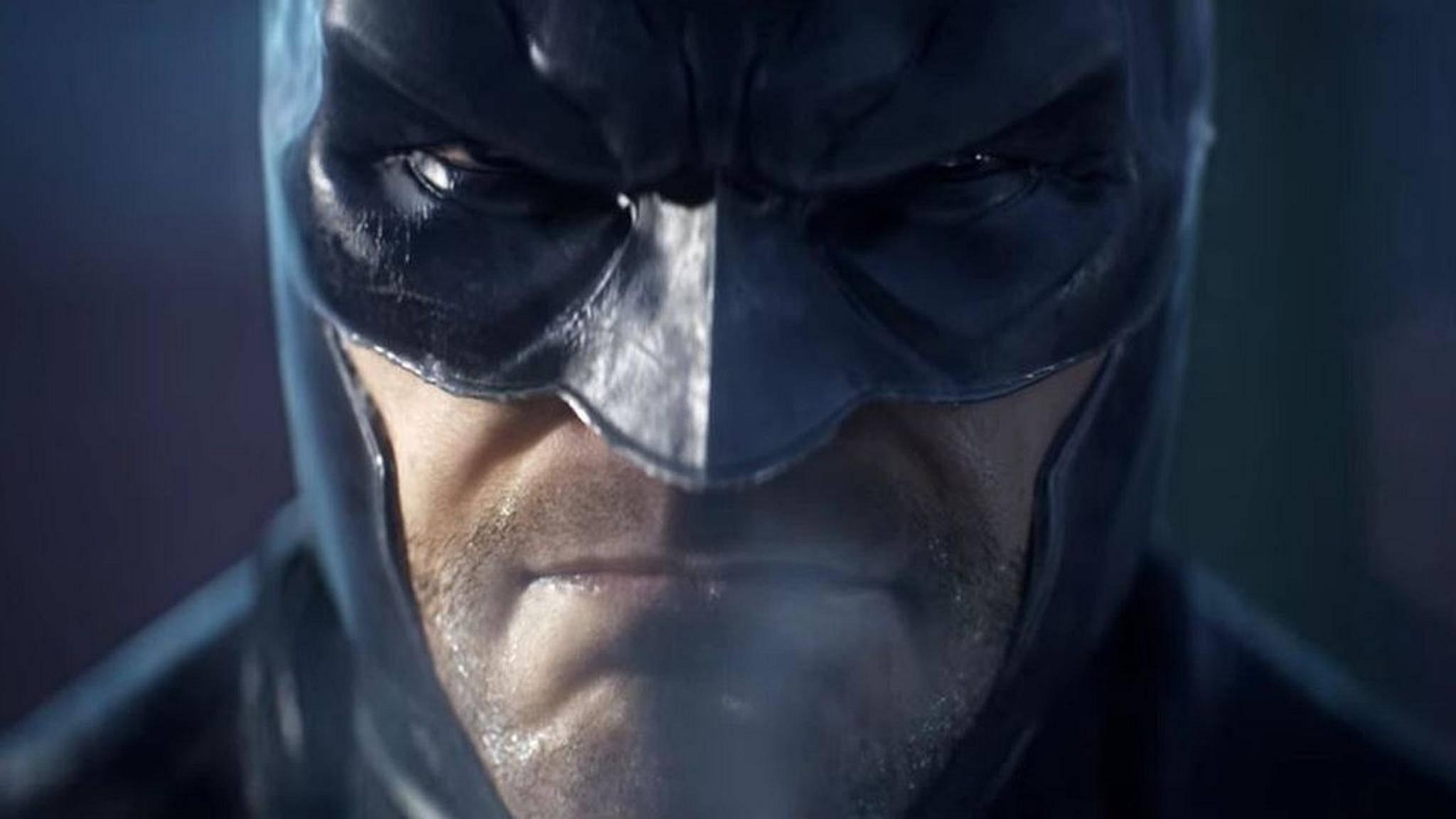 Batman guckt grimmig – und das bald auch in 4K auf der Xbox One X?