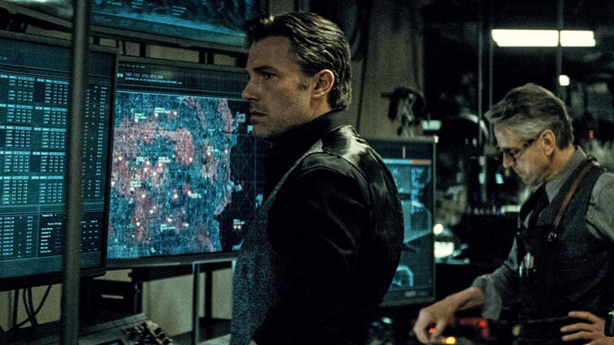 """Ben Affleck (hier als Bruce Wayne/Batman in """"Batman v Superman"""") erkennt seinen """"Batman""""-Solofilm bald möglicherweise nicht mehr wieder."""