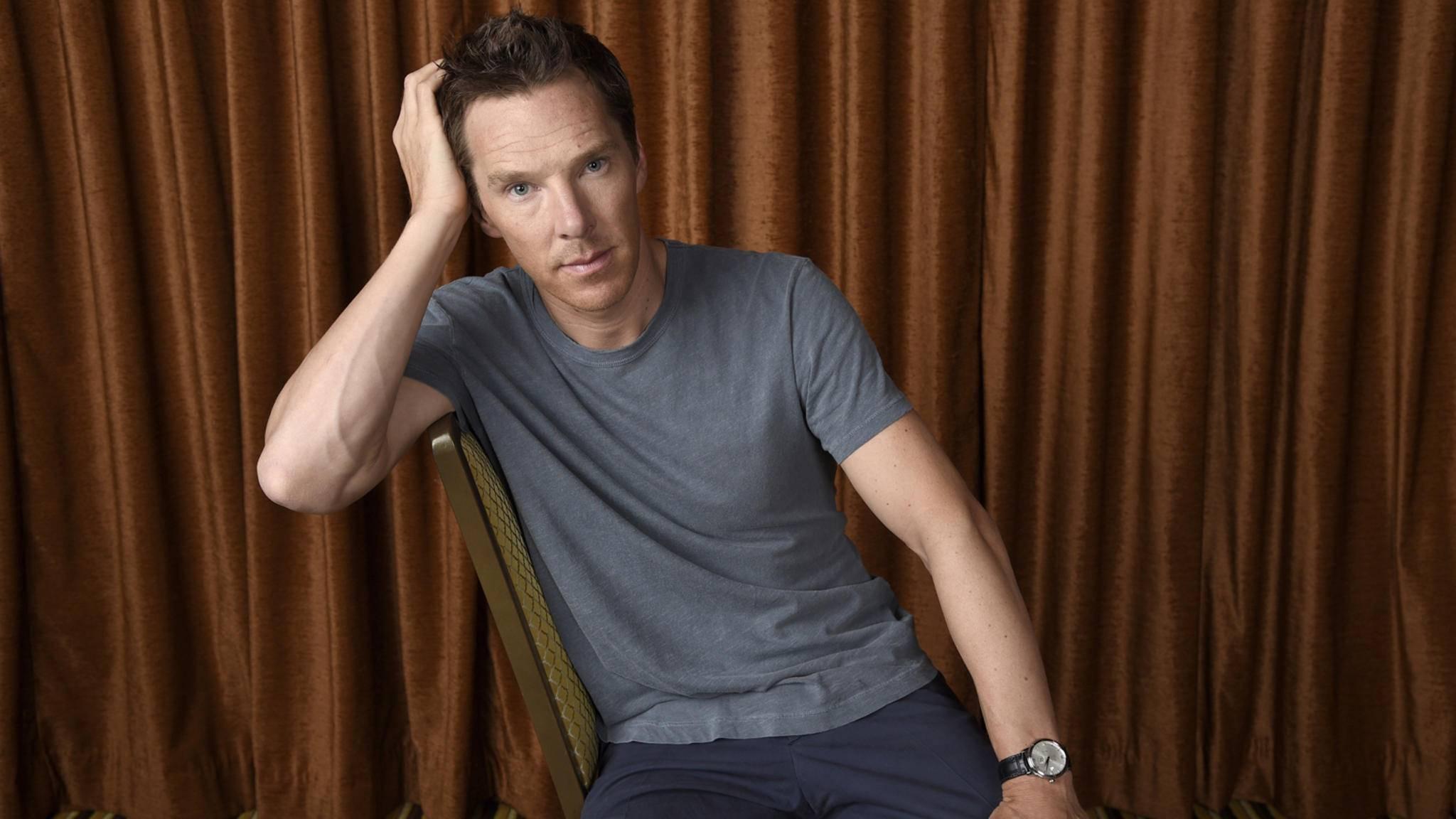 """Benedict Cumberbatch übernimmt die Hauptrolle in der neuen Showtime-Serie """"Melrose""""."""