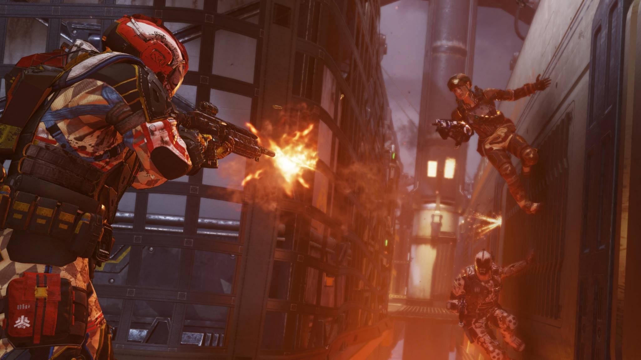 """""""Call of Duty""""-Entwickler Sledgehammer sucht Mitarbeiter, die unter anderem für die Klangkulisse eines neuen Teils der Shooter-Reihe sorgen könnten."""