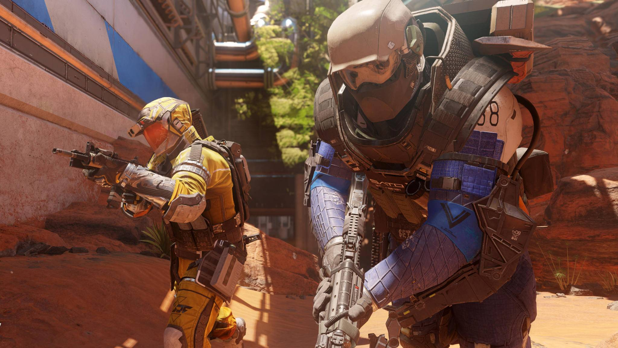 """Call of Duty: Infinite Warfare"" ist ein Science-Fiction-Spiel."